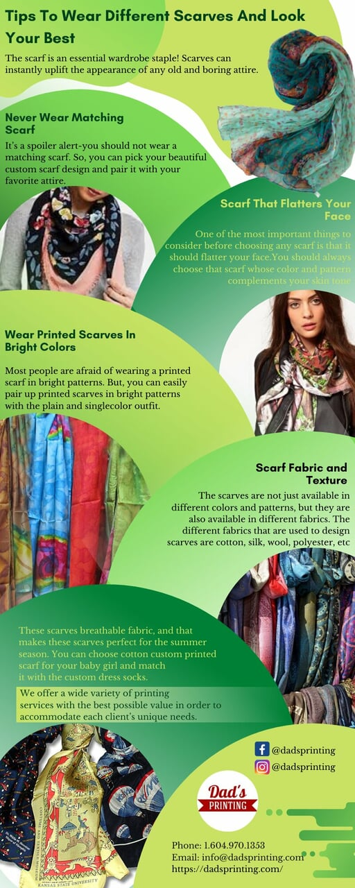 article, printing, and scarves printing image