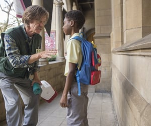 christian isaiah and william macy image