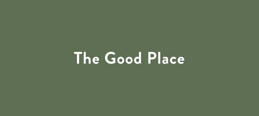 netflix, twitter header, and the good place image