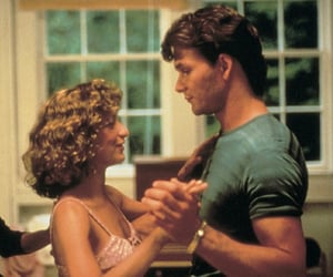 80s, dirty dancing, and film image