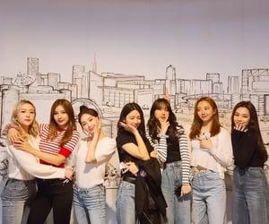 girl group, karin, and kpop image
