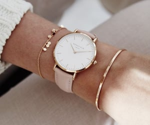 accessories, watch, and bracelet image