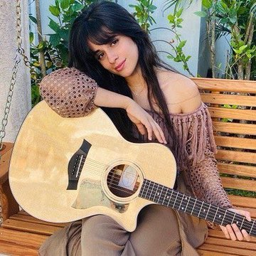 Camila Cabello discovered by Cat Jauregui Mendes
