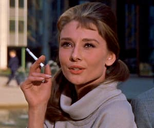 60s, gif, and Breakfast at Tiffany's image
