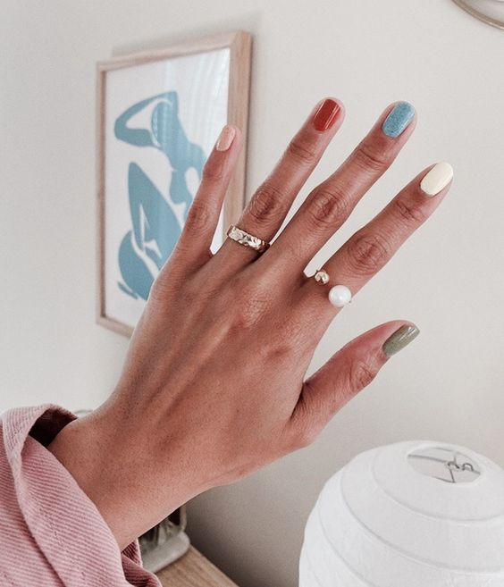 article, nail goals, and diy image