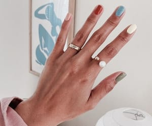 article, diy, and manicure image