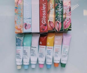 products, glossier, and beauty image