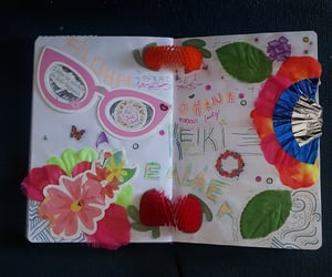 Aloha, Collage, and surfing image
