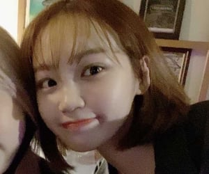 izone and kim chaewon image