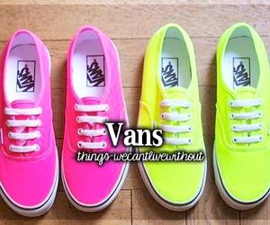 girl, neon, and pink image