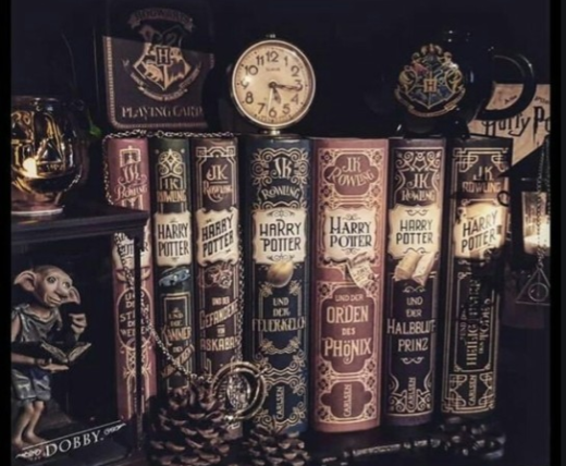 article, harrypotter, and potterhead image