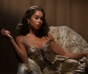 laura harrier, actress, and girl image