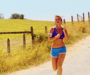 gif, jogging, and running image