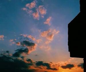 sky light view image