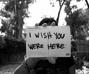 wish, quotes, and black and white image
