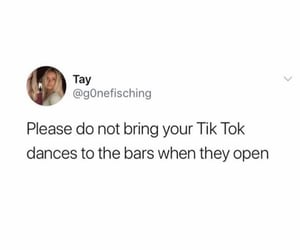 bar, dance, and please image