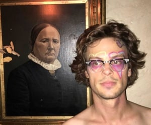 matthew gray gubler, criminal minds, and mgg image