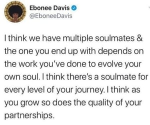 journey, quote, and soulmates image