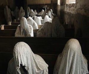 aesthetic, church, and dark image