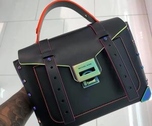 Michael Kors, designer bags, and mk image