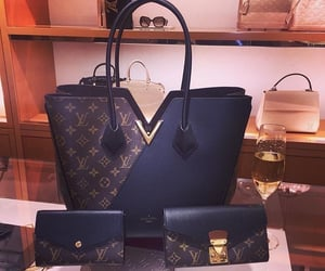 purse, bag, and luxury image
