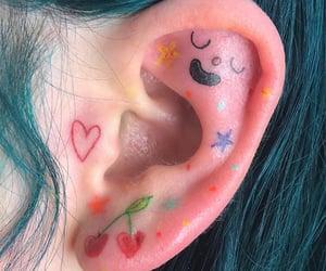 tattoo, alternative, and grunge image