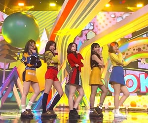 colorful, joy, and red velvet image