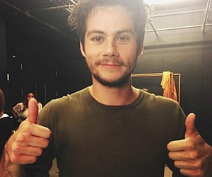 boys, teen wolf, and dylan image