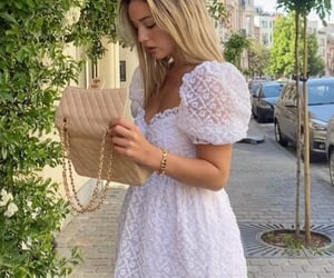 bag, chanel, and romantic image