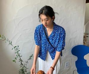 fashion, korean style, and kfashio image