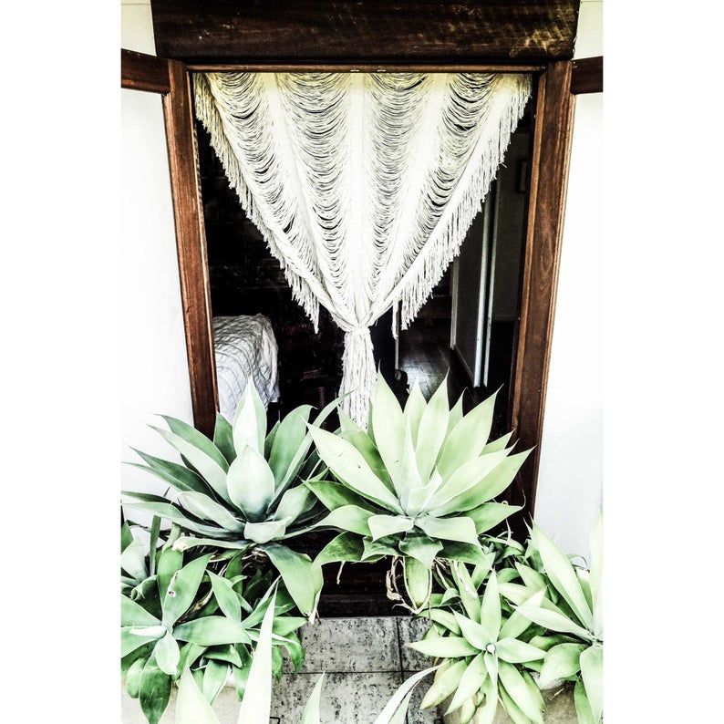 Boho Curtains Decorating Ideas On We Heart It