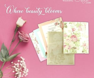wedding invitations, themed wedding cards, and rose themed wedding cards image