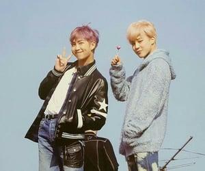 leader, kim namjoon, and rm image