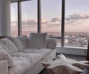 home, interior, and city image