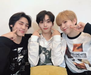 kpop, cravity, and hyeongjun image