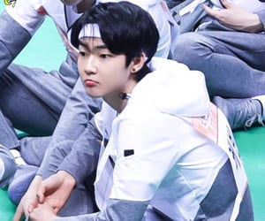 kevin, the boyz, and kevin moon image