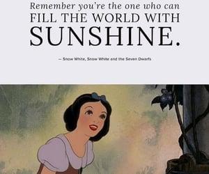 disney, snow white, and disney quotes image