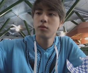 icon and kim seokjin image