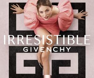 aroma, Givenchy, and irresistible image