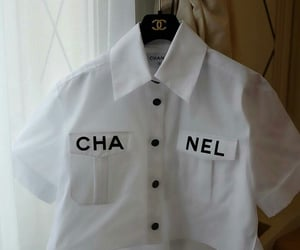 chanel, clothes, and fashion image