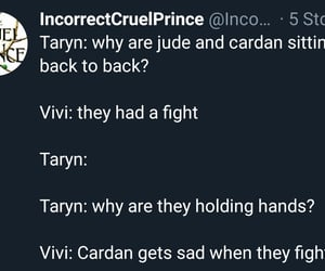 meme, the queen of nothing, and cardan image