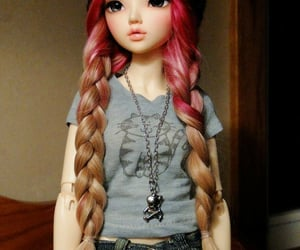 cool, doll, and paranoia doll image