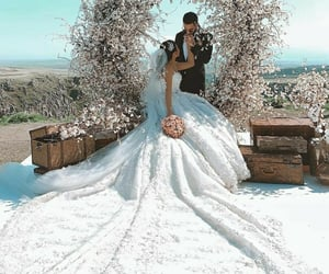 bridal and wedding image