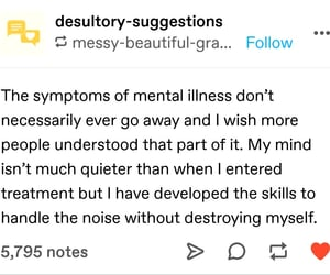 mental illness, mhi, and mental health issues image