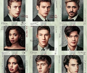 season 4, 13 reasons why, and 13 reasons why cast image