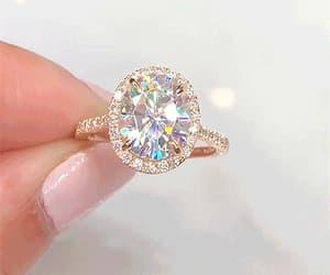 diamond, luxury, and engagement image