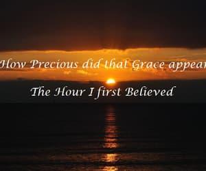 amazing grace, inspire, and jesus christ image