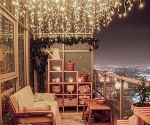 balcony, light, and home image