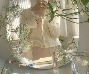aesthetic, cream, and decor image