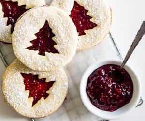 christmas, christmas tree, and Cookies image
